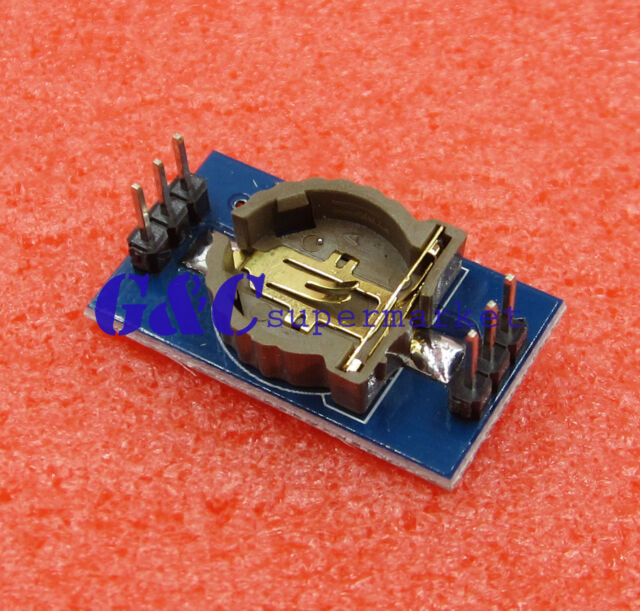 2pcs Arduino  RTC  DS1302  Real Time Clock Module For AVR ARM PIC SMD