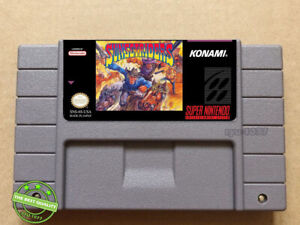 SUNSET-RIDERS-SNES-Video-Game-USA-Version-FREE-SHIPPING