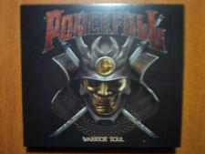 Powerfull - Warrior Soul Brazilian Power Metal Digipack Pastore