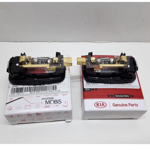 Genuine OEM Vanity Lamp Light LH,RH Set for Kia 2011-2015 OPTIMA