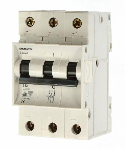 6ka 3 broches Siemens 5sx2332-7 sauvegarde automate c32 400 V t55