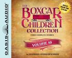 The Boxcar Children Collection, Volume 10 by Gertrude Chandler Warner (CD-Audio, 2014)