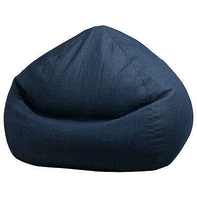 NEW Bean Bag Cover 200lt - Denim Look