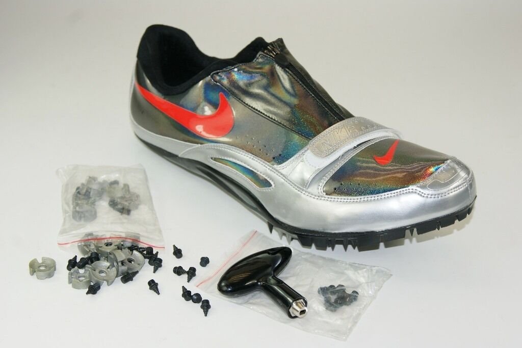 Nike Sprint Zoom Superfly G5 Spike shoes Size 49,5 Us 15 Men's shoes 307095-011