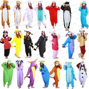 unisex adult pajamas kigurumi cosplay costume animal. Black Bedroom Furniture Sets. Home Design Ideas