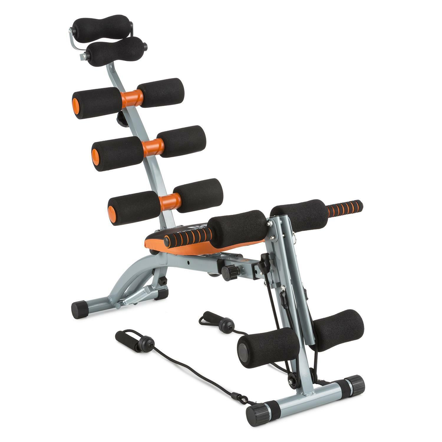 B-WARE CAPITAL SPORTS Bauchtrainer Core Body Trainer Home Gym Fitness