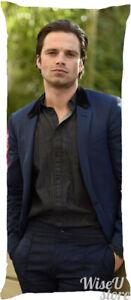 Danny Devito Body Pillow.Details About Sebastian Stan Full Body Pillow Cover Case Dakimakura Pillowcase