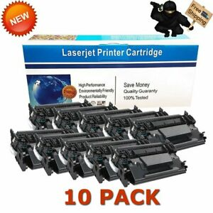 10-Pack-CF226X-26X-High-Yield-Toner-for-HP-LaserJet-Pro-M402-M402dn-MFP-M426