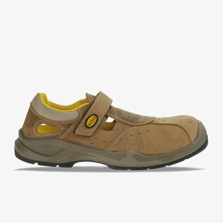 chaussures ANTINFORTUNISTICHE LAVor UTILITY DIADORA PARKY II LOW S1P SRC SANDALO