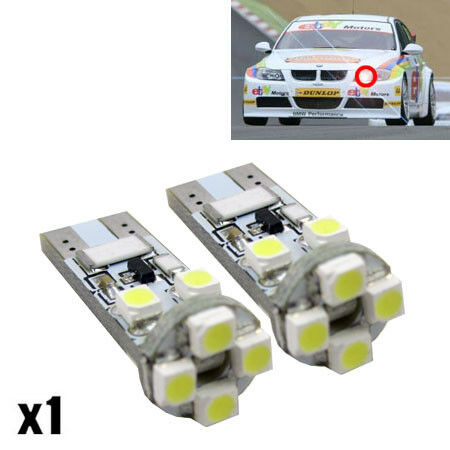 VW Crafter 2E 2.5 501 W5W 8SMD LED Canbus Side Lights Bulb /'HID/' Upgrade New XE2