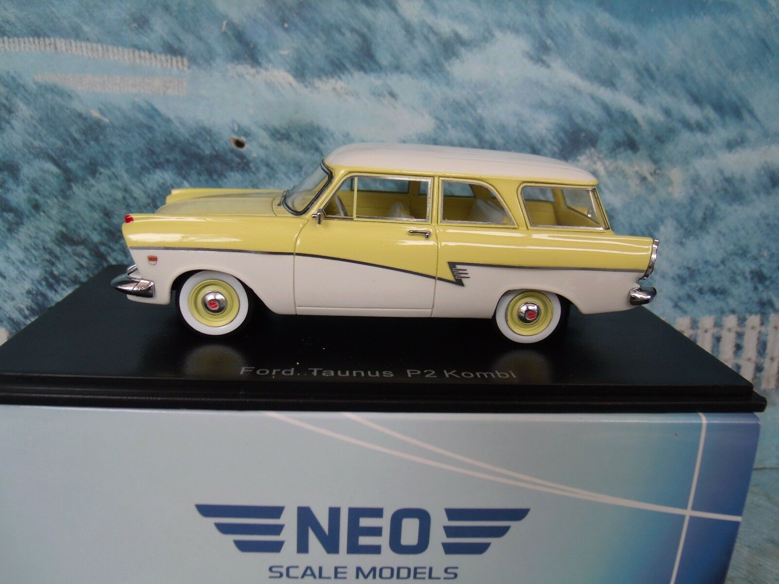 1 43  NEO  FORD 17M (P2) Turnier  1957
