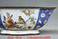 miniature 2 - 6-2-034-Qianlong-Marque-Vieux-Chinois-Cloisonne-Email-Fleur-Oiseaux-Peche-Pot-Jar