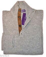 Ralph Lauren Purple Label Italy 100% cashmere jumper sweater Size S  new