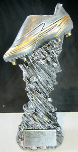 1x-Fussballpokal-21cm-hoch-inkl-Gravur-Pokale-bester-Spieler-Torschuetzenkoenig