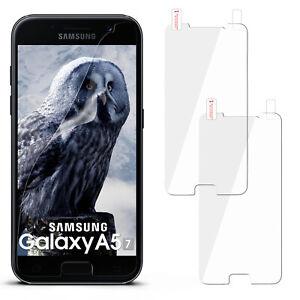 HD-Protecteur-D-039-Ecran-pour-Samsung-Galaxy-A5-2017-Film-Neuf-Transparent-D-039-Ecran