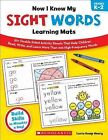 Now I Know My Sight Words Learning Mats, Grades K-2 by Lucia Kemp Henry (Paperback / softback)