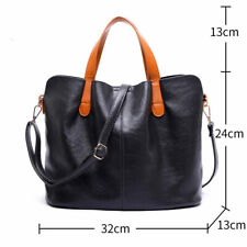 Ladies Women Sofia Fashion Real Leather Shoulder Cross body Bag Handbag 1967