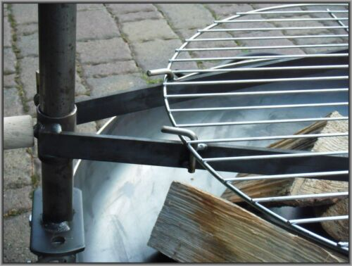 Grill for a fire bowl 60 cm GR 60
