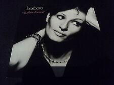 "RARE! CD ""FLEUR D'AMOUR"" Barbara / 9 titres"