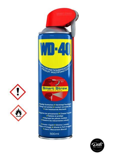 Wd-40 Smart-Straw Pulvérisateur Multifonction 500ml (€ 13,38 / 1L) 41034
