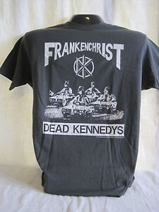 Dead-Kennedys-T-Shirt-Tee-Hardcore-Punk-Music-Frankenchrist-Apparel-Charcoal-25