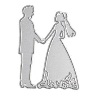 Wedding-Lover-Bride-amp-Groom-Cutting-Dies-Stencil-Mold-Scrapbook-Album-Embossing