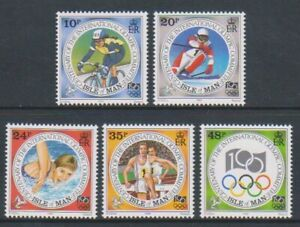 Isle-of-Man-1994-International-Olympic-Committee-set-MNH-SG-621-5