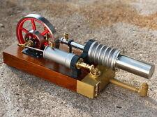 """Materialbausatz Stirlingmotor """"Die große Laura"""" Heißluftmotor"""