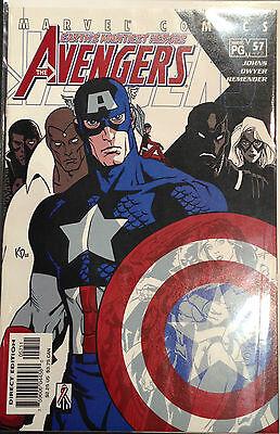 Avengers Undercover #6 NM 1st Print Free UK P/&P Marvel Comics