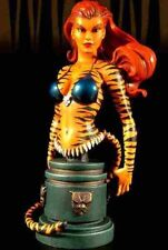 TIGRA MINI-BUST BY BOWEN DESIGNS, SCULPTED BY JIM MADDOX