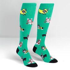 Sock It To Me Women's Knee High Socks - Costume Party