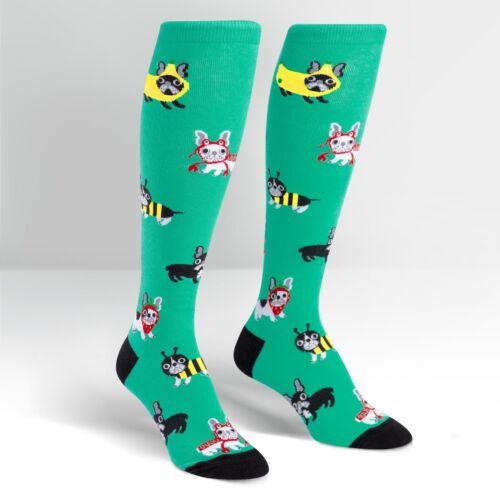 Sock It To Me Donna al Ginocchio Calzini-Festa in Costume