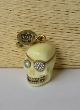 Juicy Couture Limited Edition Skull Pirate Gold Charm