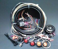 "New! Can-Am Turn Signal Kit w/ HORN Commander Maverick UTV/SXS/ATV Bright 3/4"""