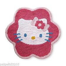 Sanrio Hello Kitty Jubilee Bathroom Bath Rug - Pink