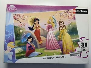 Puzzle-30-Pieces-Princesses-Disney