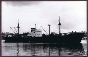 VINTAGE-M-V-WANDSBECK-SHIP-PHOTO-POSTCARD