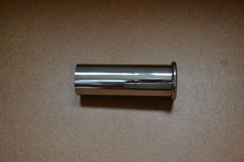 45 42 48mm ENJOLIVEUR CHROME DE SORTIE D/'ECHAPPEMENT DIAM 38 40