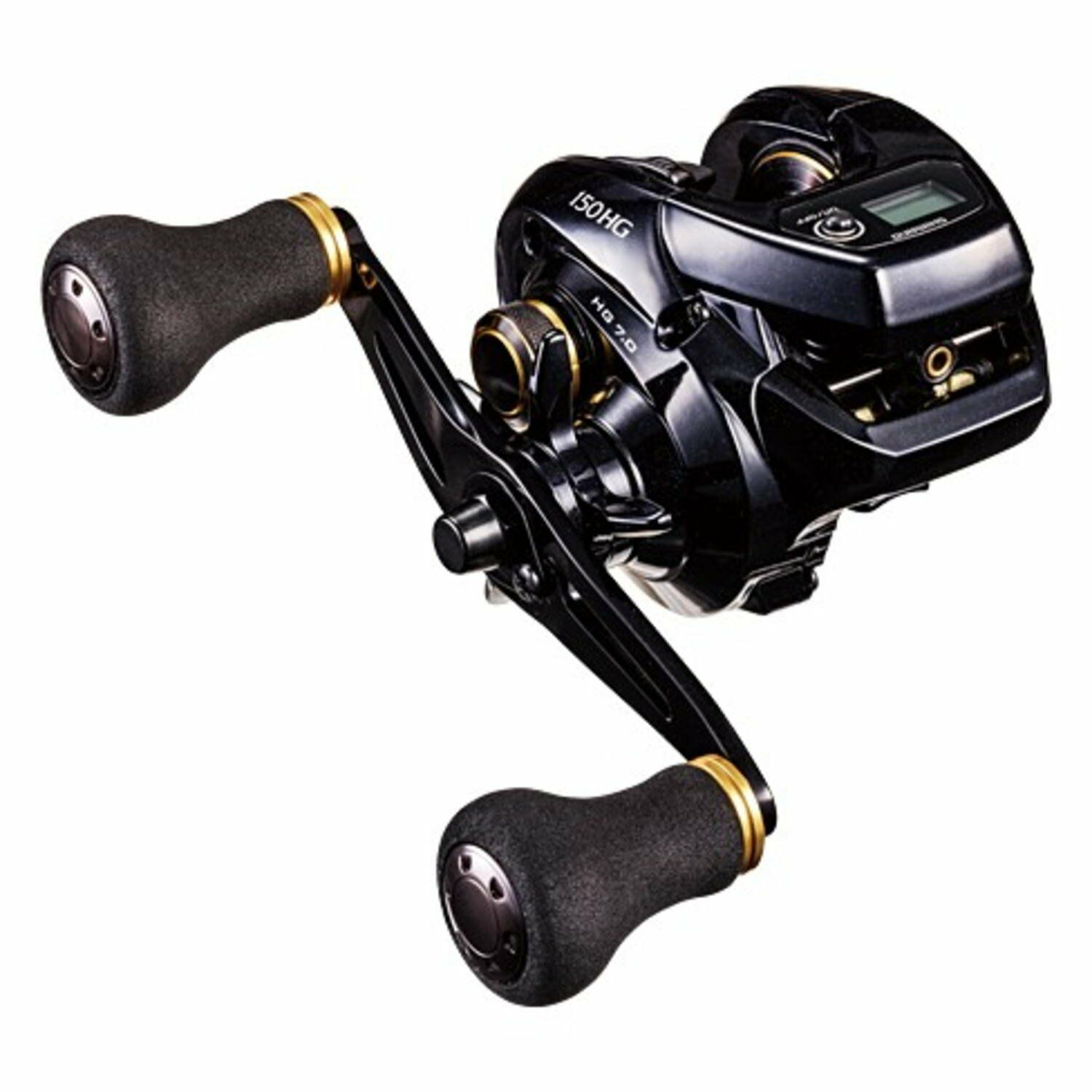 Shimano Baitcasting Reel 16 Grappler CT 150HG right from Japan[Brand New in Box]