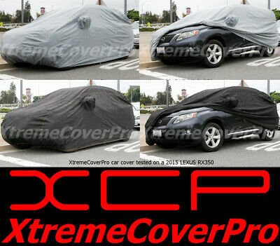 Cover Waterproof /& Breathable Full Outdoor Car Cover to fit Kia Sportage 2010/>