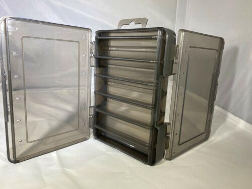Tackle Box 12 compartiments Double Côté Sombre NEUF livraison gratuite