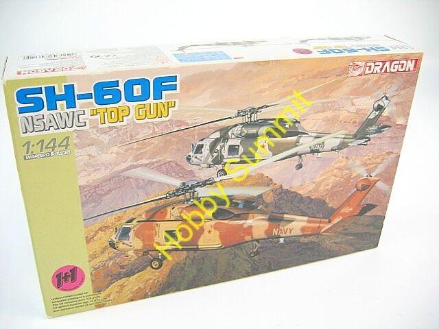 1/144  US Navy SH-60F  NSAWC Top Gun Training Hawk Helicopter  Model Kit   #4612