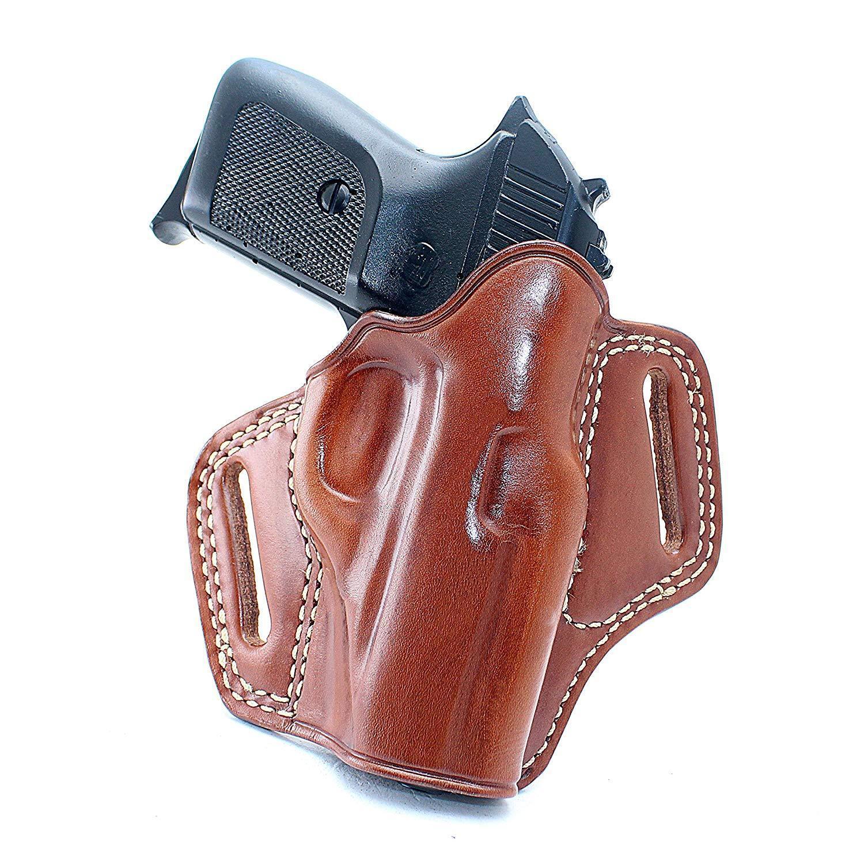 Leder Pancake Holster Fits Walther PP/PPK 3.3