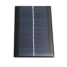6V 1W Solar Panel Solar System DIY For Light Cell Phone Toys Chargers Portable