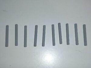 Lego-10x-Technics-ASSE-5-cod-32073-Grigio-Gray-LEGO-Best-Price-only-1-stock