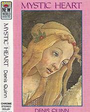 DENIS  QUINN  MYSTIC HEART CASSETTE ALBUM NEW WORLD NEW AGE NWC183