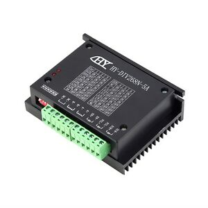 CNC-Single-Axis-TB6600-0-2-5A-Two-Phase-Hybrid-Stepper-Motor-Driver-Controlle-QL