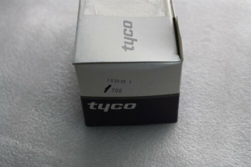Lot of 500x Amphenol Tyco Crimp Receptacle Contact Superseal 14A 24VDC 183035-1
