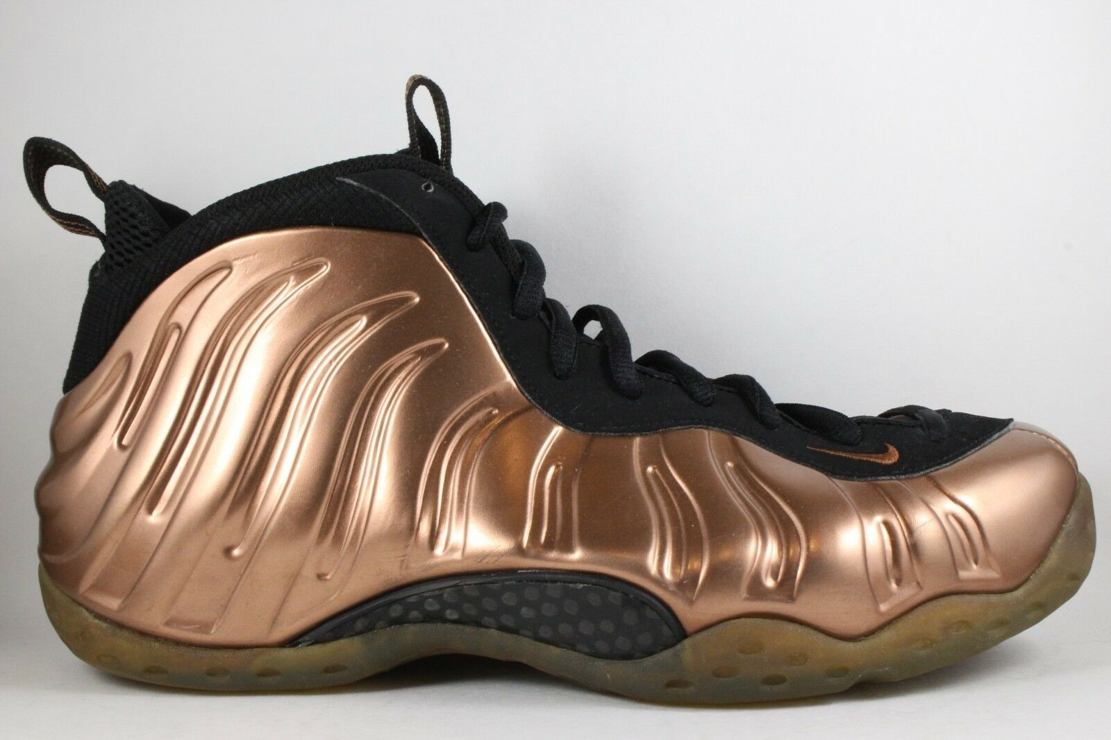 2010 Nike Air Foamposite One Copper Nero size 10