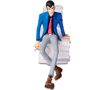 Banpresto Lupin the 3rd Part 5 Creator x Lupin the the the Third II PVC Figure New be6454